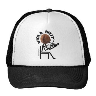 Viola Nut Mesh Hats