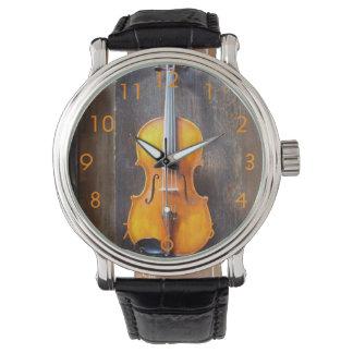 Viola or Violin Watch by Leslie Harlow