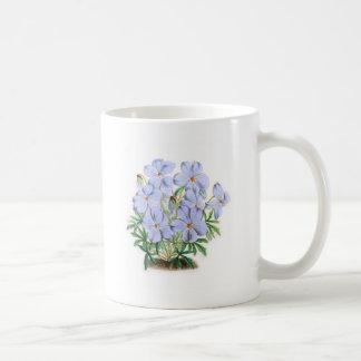 Viola Pedata Coffee Mug