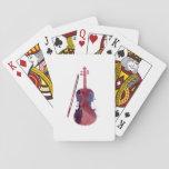 Viola Playing Cards
