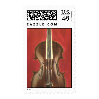 Viola Postage Stamp