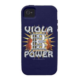 Viola Power Case-Mate iPhone 4 Cases