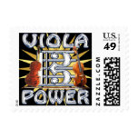 Viola Power Stamps