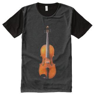 Viola Shirt Design by Leslie Harlow