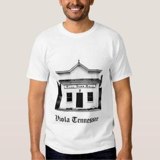 Viola Town Hall T-shirts