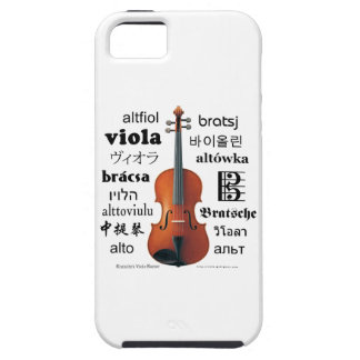 Viola Translations iPhone 5 Cases