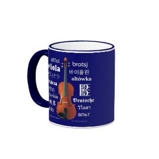 Viola Translations Ringer Mug