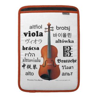 Viola Translations Sleeve For MacBook Air