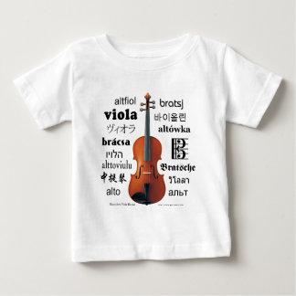 Viola Translations Tee Shirt