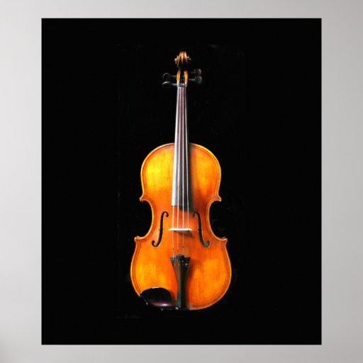 Viola / Violin Poster Print | Zazzle