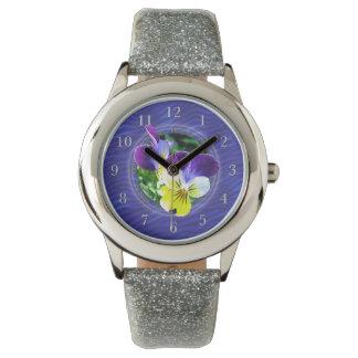 Viola Wildflowers Watch