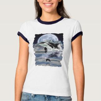 VIOLACIÓN camiseta del campanero de la ORCA, del Playeras