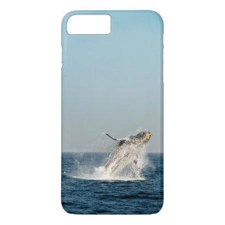 violación de la ballena jorobada funda iPhone 7 plus
