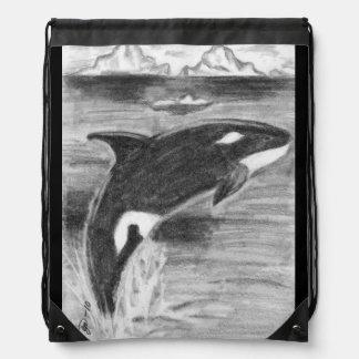 Violación de la orca mochilas