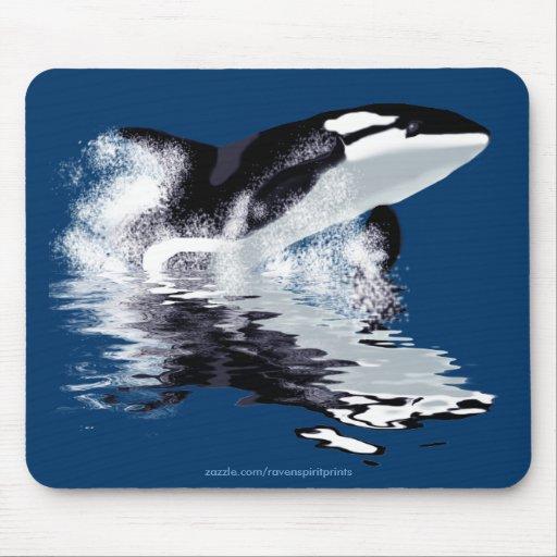VIOLACIÓN de la ORCA que pinta Mousepad