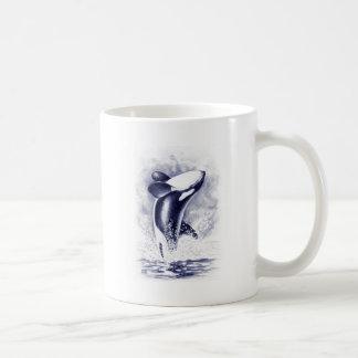 Violación de la orca taza