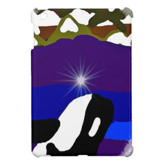 Viole a las montañas la orca iPad mini cárcasas