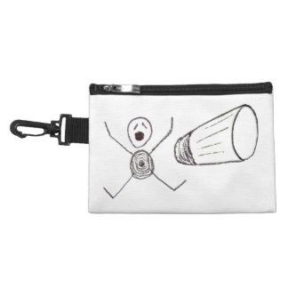 Violence Concept Drawing Illustration Accessory Bag