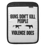 Violence Kills iPad Sleeve
