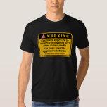 Violence Warning Shirt