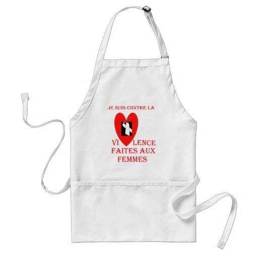 VIOLENCIA al FEMMES.png Delantal