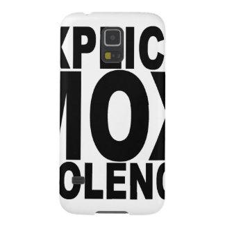 VIOLENCIA EXPLÍCITA T-Shirts.png de MOX Fundas Para Galaxy S5