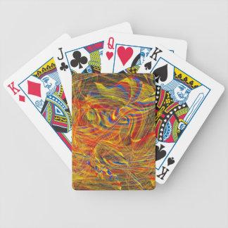 violent emotions card deck