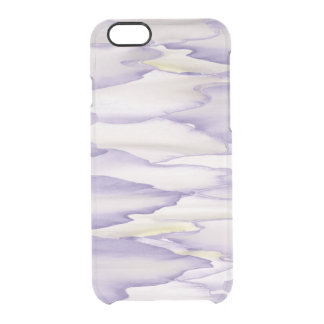 Violent Orchid Clear iPhone 6/6S Case