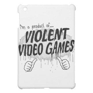 violent video games iPad mini case