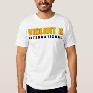 Violent X International Tee Shirt