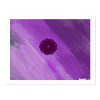Violet 17 postcards