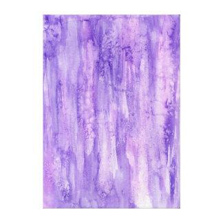 Violet 8 canvas print