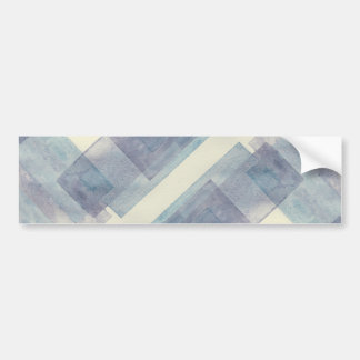 Violet abstract background made with masking tape bumper sticker