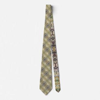 Violet Amethyst Gemstones by Deprise Neck Tie