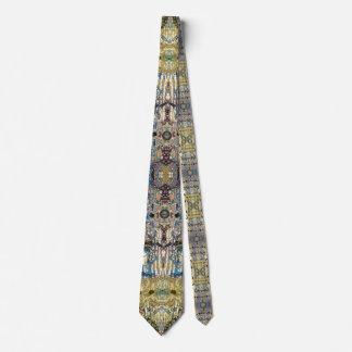 Violet Amethyst Gemstones by Deprise Tie