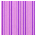 [ Thumbnail: Violet and Dark Violet Colored Pattern Fabric ]