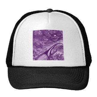 Violet Beetles Trucker Hat