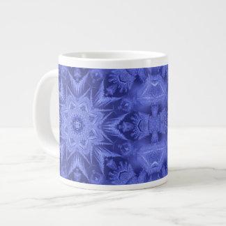 Violet Blue Frost Jumbo Mug