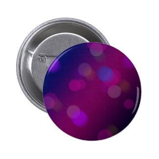Violet Bokeh Button