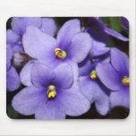 Violet Boquet Mousepads