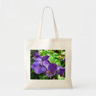 Violet Budget Tote Budget Tote Bag
