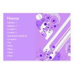 Violet Business Card