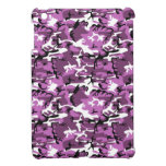 Violet Camo iPad Mini Cover
