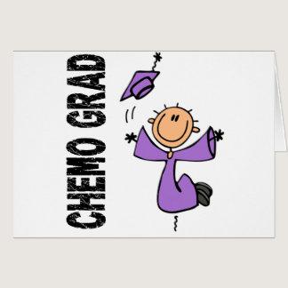Violet CHEMO GRAD 1 (Hodgkins Lymphoma) Card