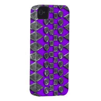 Violet covering