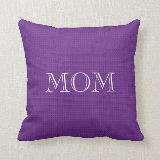 Violet Customizable Throw Pillow