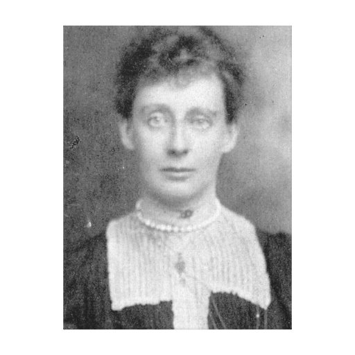 Violet Dickinson Canvas Print