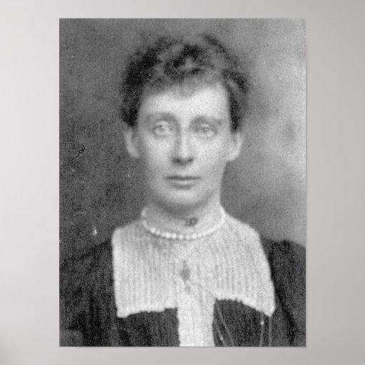Violet Dickinson Poster