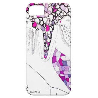 """Violet Duo"" Phone Case iPhone 5 Cases"