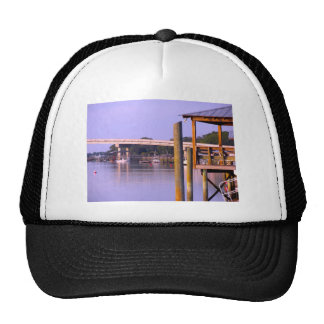 Violet Evening at Isle of Palms Hat